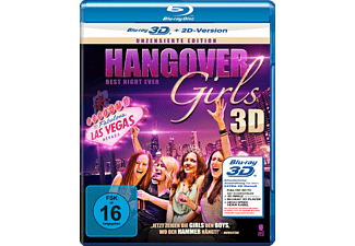 Hangover Girls (3D) - (3D Blu-ray)