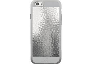 BLACK ROCK Hammered iPhone 6, iPhone 6s Handyhülle, Silber