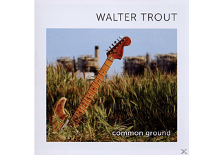 Walter Trout - Common Ground - (CD)