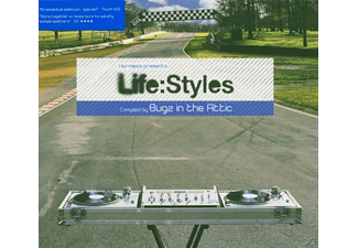 VARIOUS - Life: Styles Bugs In The Attic - (CD)