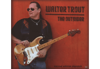 Walter Trout - The Outsider [CD]