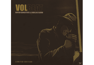 Volbeat - GUITAR GANGSTERS & CADILLAC BLOOD [CD]