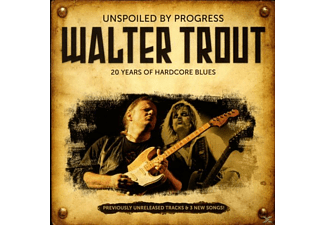 Walter Trout - Unspoiled By Progress - (CD)