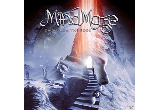 Mind Maze - Back From The Edge - (CD)