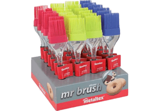 METALTEX MR Brush Silikon Fırça