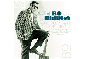 Bo Diddley - Best of Bo Diddley (Vinyl LP (nagylemez))