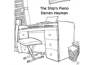 Darren Hayman - The Ship's Piano - (CD)