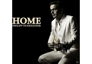 Philipp Fankhauser - Home - (CD)
