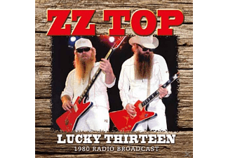 ZZ Top - Lucky Thirteen - (CD)