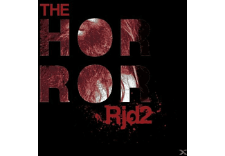 RJD2 - The Horror - (CD)