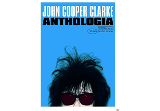 John Cooper Clarke - Anthologia [CD + DVD]