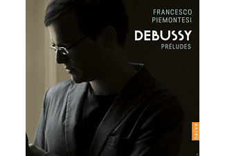 Francesco Piemontesi - Preludes - (CD)
