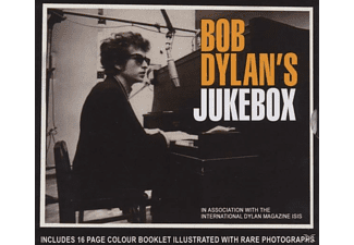 Bob Dylan - Bob Dylan's Jukebox-The Songs That Inspired The Bard - (CD)