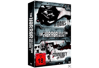 The Horror Collection Vol. 1 [DVD]