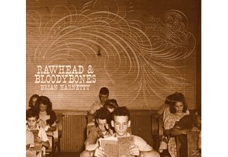 Brian Harnetty - Rawhead & Bloodybones - (CD)