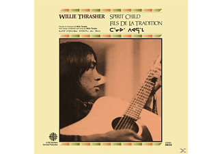 Willie Thrasher - Spirit Child - (CD)
