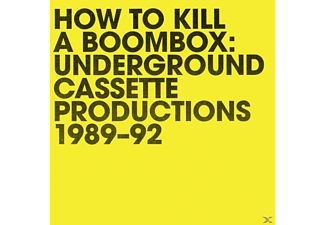 Raz/various Mesinai - How To Kill A Boombox - (Vinyl)