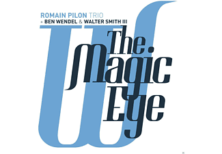 Romain Pilon Trio - The Magic Eye - (CD)