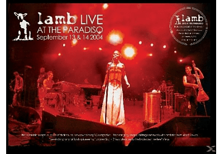 Lamb - LIVE AT THE PARADISO - (DVD)