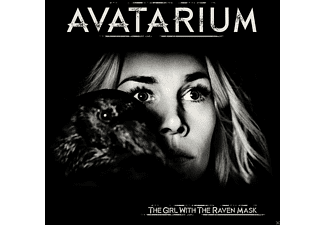 Avatarium - The Girl With The Raven Mask - Limited Edition (CD + DVD)