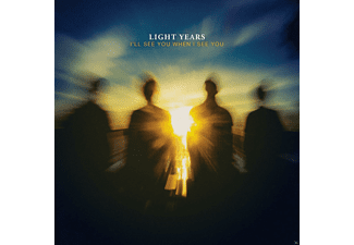 Light Years - Ill See You When I See You [CD]