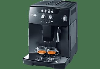 DELONGHI ESAM 4.110 B, Kaffeevollautomat, 1.8 Liter Wassertank, 15 bar, Silence-Kegelmahlwerk, Schwarz