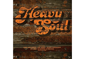 Various - Heavy Soul (2lp) [Vinyl]
