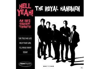 Royal Hangmen - Hell Yeah! An 80's Garage Tribute - (Vinyl)