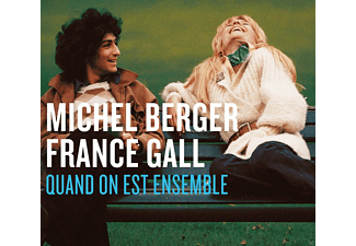 France Gall, Michel Berger - Quand On Est Ensemble - (CD)