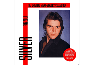 Silver Pozzoli - The Original Maxi-Singles Collection - (CD)