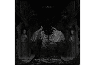 Tyranny - Aeons In Tectonic Interment - (CD)