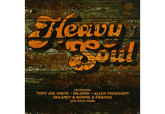 VARIOUS - Heavy Soul (2cd) - (CD)