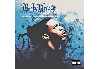 Busta Rhymes - Turn It Up!-Very Best Of [CD]