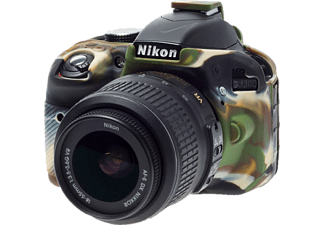 EASYCOVER Camera case for Nikon D3300 Camouflage - (ECND3300C)