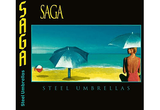Saga - Steel Umbrellas (Digipak) (CD)