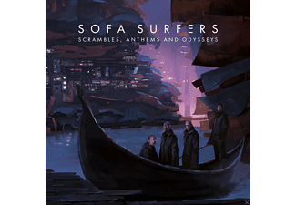 Sofa Surfers - Scrambles, Anthems And Odysseys (Ltd.2lp+Mp3/180g) [LP + Download]