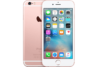 APPLE iPhone 6s 128GB Rose Gold - (MKQW2GH/A)