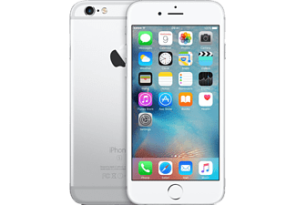 APPLE iPhone 6s 128GB Silver - (MKQU2GH/A)
