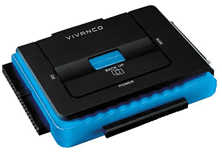 VIVANCO Universele IDE/SATA-adapter