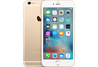 APPLE iPhone 6s Plus 128GB Gold - (MKUF2GH/A)