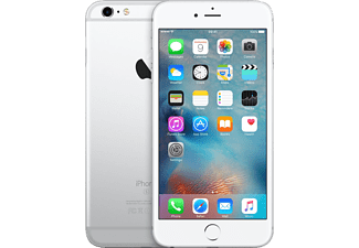 APPLE iPhone 6s Plus 128GB Silver - (MKUE2GH/A)
