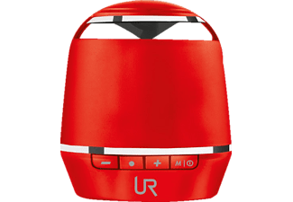 TRUST URBAN Vybe Bluetooth Wireless Speaker Red - (19885)