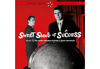 The Chico Hamilton Quintet, Elmer Bernstein - Sweet Smell Of Success [CD]