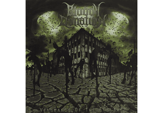 Bloody Donation - Vengeance Of The Enslaved [CD]