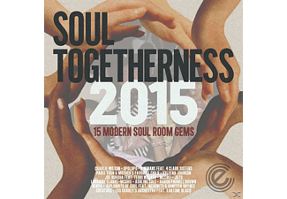 Various - Soul Togetherness 2015 - (Vinyl)
