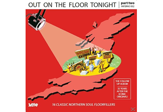 VARIOUS - Out On The Floor-Part 2 - (Vinyl)