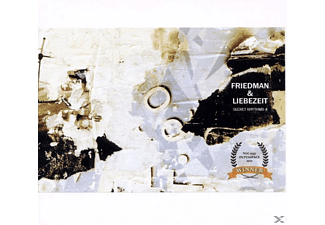 Friedman & Liebezeit - Secret Rhythms 4 - (CD)