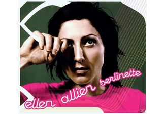 Ellen Allien - Berlinette - (CD)