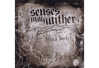 Senses May Wither - Polaris Breach - (CD)