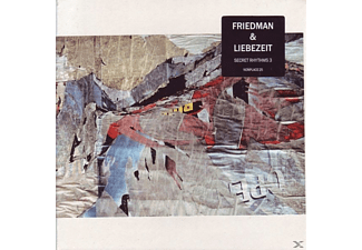 Friedman & Liebezeit - Secret Rhythms 3 [CD]